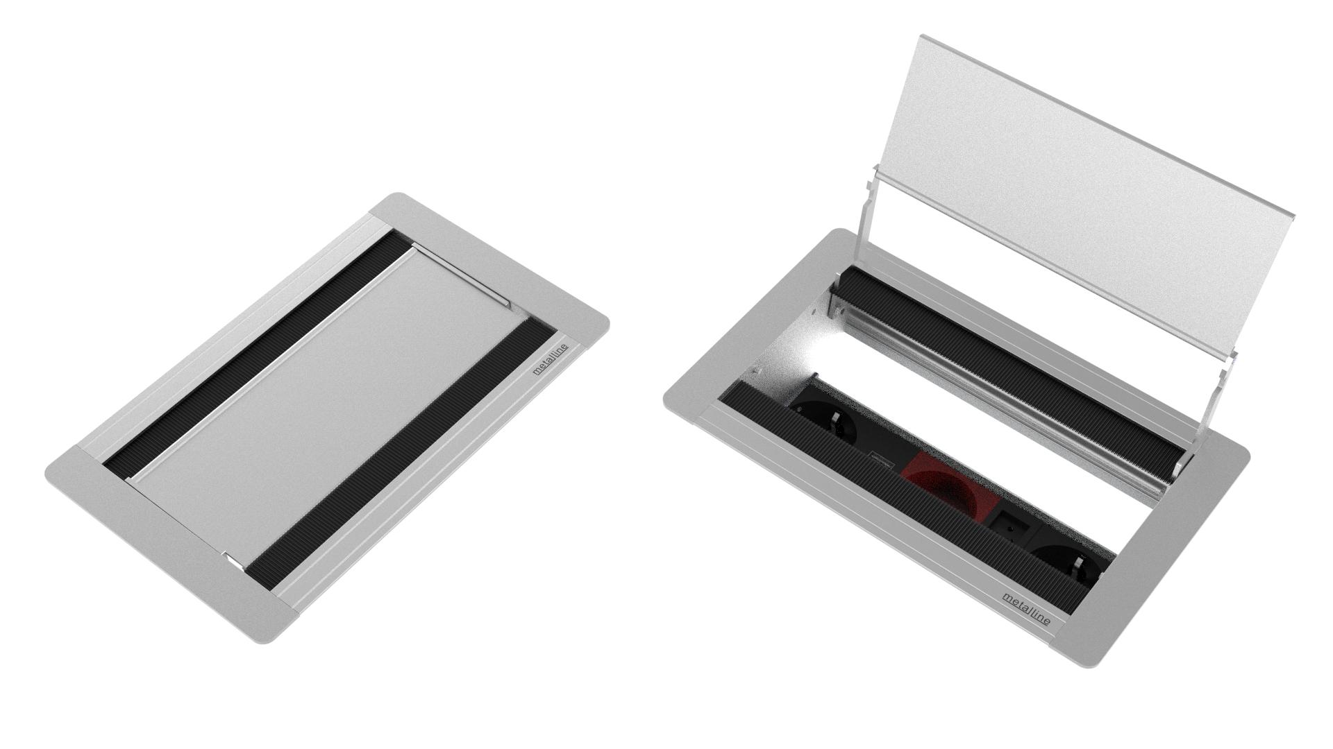 Fırçalı Kapak Sistemleri MET-X-01