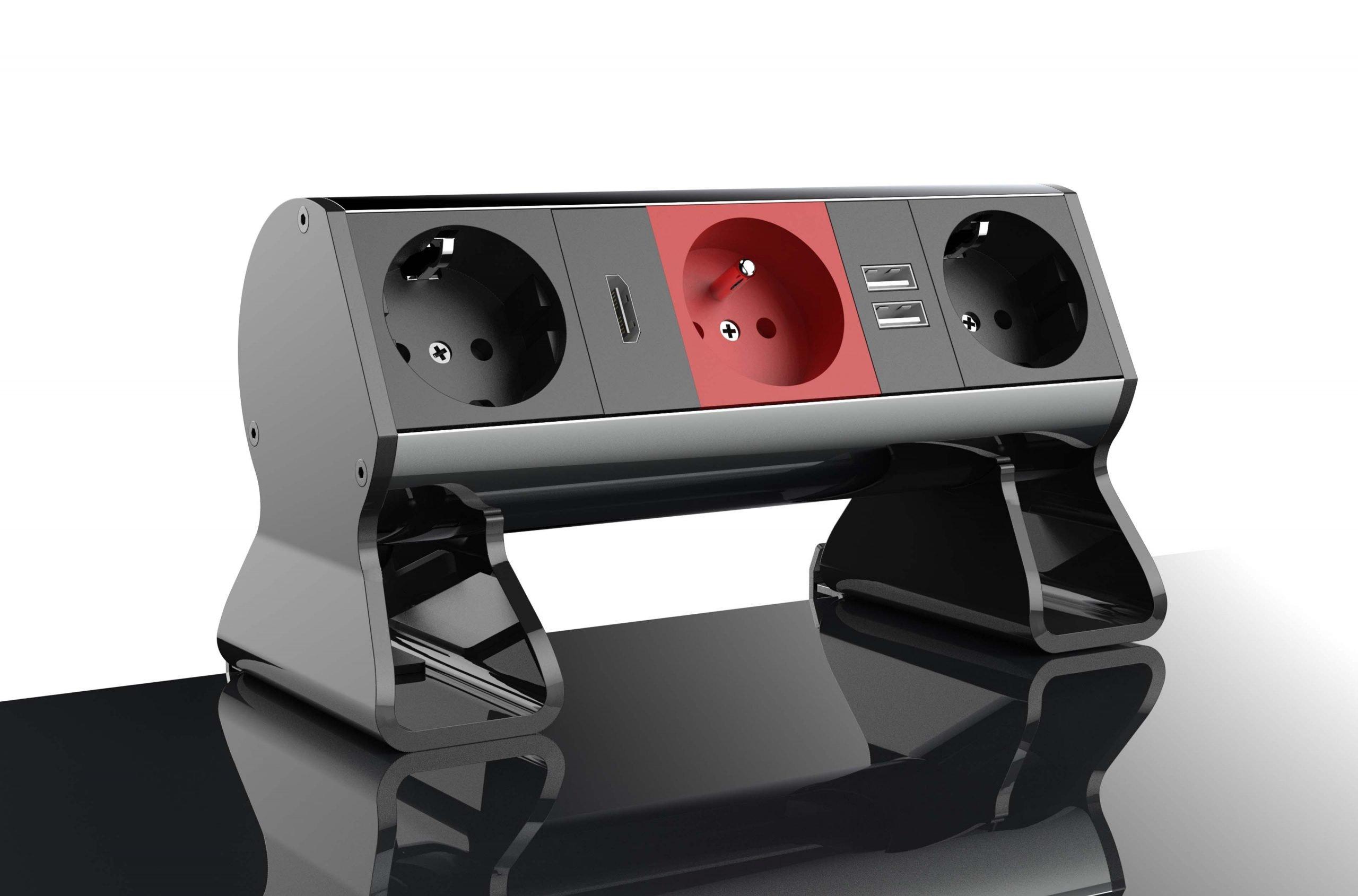 desk-top priz sistemleri